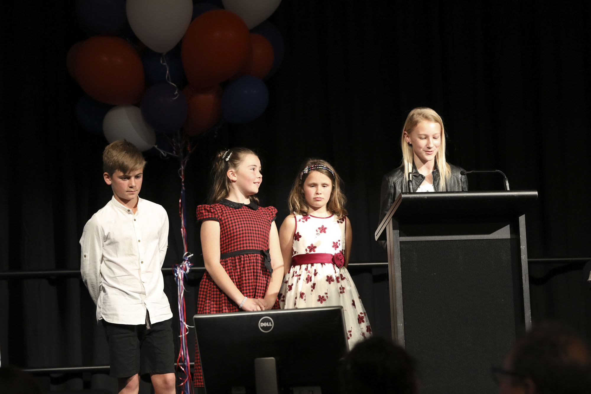 Mundaring PS students: Oceana, Blake, Elise, and Karla, on participating in Digital Promise Global (an HP & Microsoft program). A global network of 60+ Learning Studios, gave students the opportunity to experiment using tech designed for collaboration and creation.